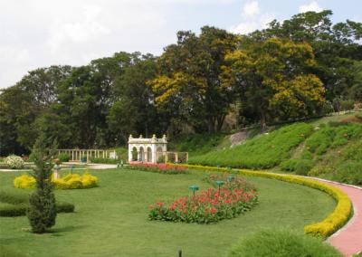Brindhavan-Garden