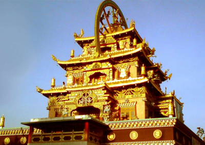 Goldan-Temple